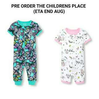 THE CHILDRENS PLACE BABY ROMPER