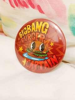 Persona 5 Big Bang Burger Captain Badge