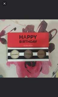 🚚 Sephora Happy Birthday Eye Shadow Set