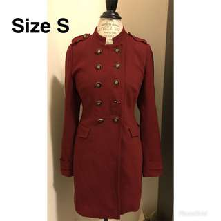 Red Jacket- size S