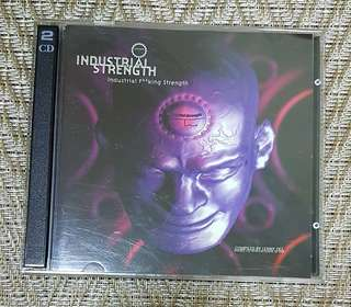 Compilation - Industrial F**king Strength CD