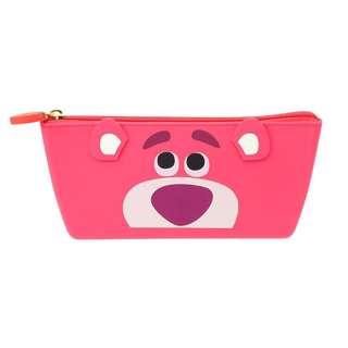 ✨官網正品代購✨ 日本迪士尼 大頭筆袋 Lotso 勞蘇/三眼仔/小熊維尼 Winnie The Pooh 三款
