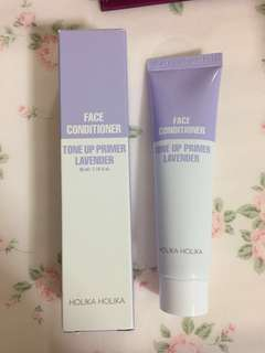 Holika Holika Tone Up Primer in Lavendar