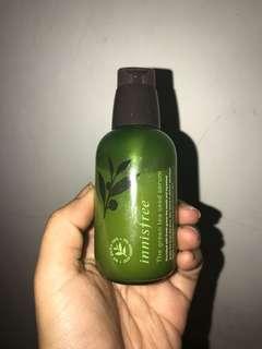 Inisfree Green tea serum