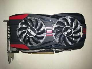Sell> ASUS GTX 760 DirectCU II OC 2 GB