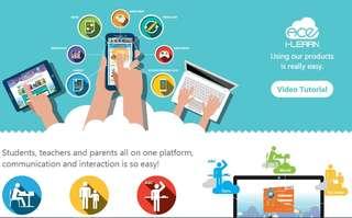Business i-Learn Ace Digital M-Learning Portal Pengedar WANTED !