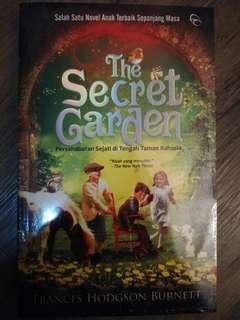 Kids novel - secret garden