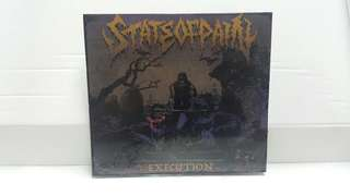 State Of Pain - Execution CD
