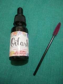 oilash serum