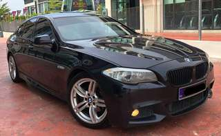 BMW 528I F10 CONTINUE LOAN CAR/SEWA BELI PM Klik : wasap.my/+60183626304(AMY)