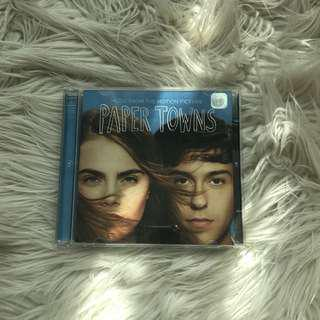 Paper Towns CD