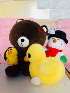 All for 699 👍Rush sale stuffed toy