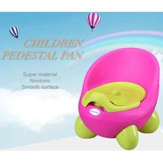 BABY CHILD CARTOON SWEET PP PEDESTAL PAN NONTOXIC TRAINING QQ EGGS TOILET SEAT #July100