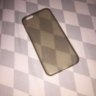 Jelly Case Black iphone 6/6s