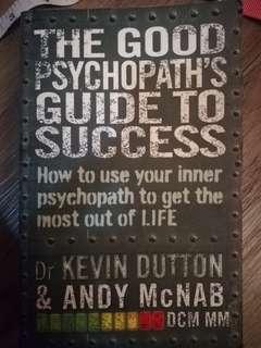 The Psychopath Guide to Success