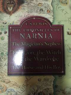 The Chronicles of Narnia 3 books in one