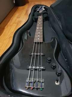 Fender jazz bass jb-555