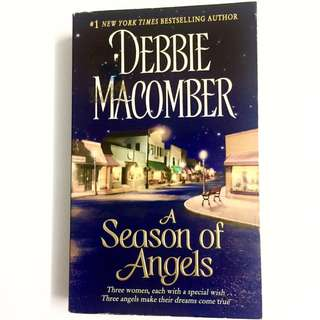 A Season Of Angels by Debbie MaComber (Christmas romance book)