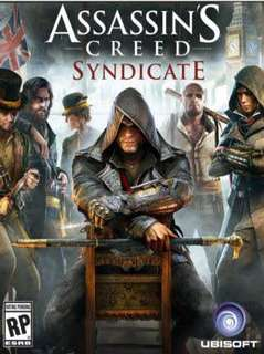 Assassin's Creed Syndicate PC (Game Code)