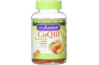 [IN-STOCK] Vitafusion CoQ10 Gummy Vitamins, 200 Mg, 60 Count