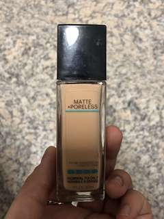 Maybelline Fit Me Foundation in Natural Beige (220)