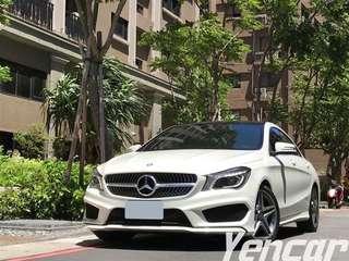 Fb搜尋【阿彥嚴選認證車-Yencar】2015 Cla250 AMG總代理、中古車、二手車、全額貸、車換車