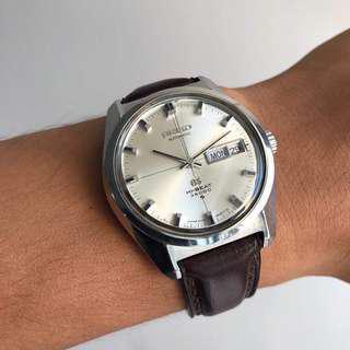 Grand seiko GS 6146-8030 Crosshairs rare dial