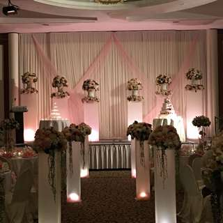 🚚 Wedding Aisle Stand for rental