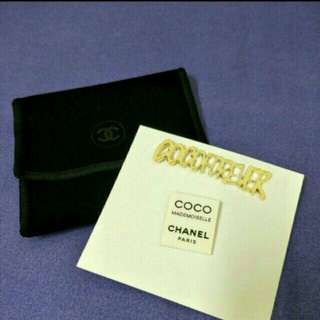 Chanel Coco forever brooch