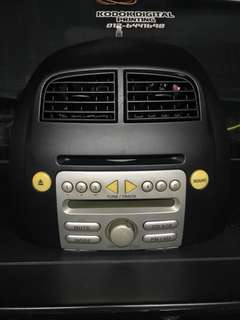 Radio myvi first model standart