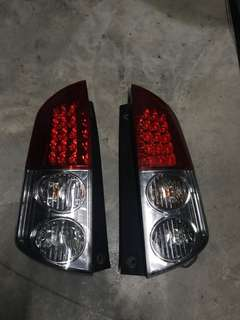 Lampu belakang myvi first model ichikoh ori car