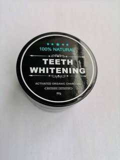 CHARCOAL TEETH WHITENING [ 100% AUTHENTIC 100% INSTOCK 100% ORGANIC ]