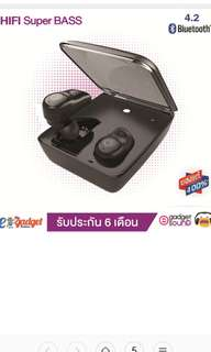 Tws q8 wireless earpiece