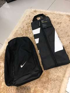 2pcs, Nike Shoe bag
