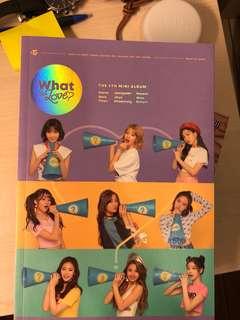 Twice what is love album