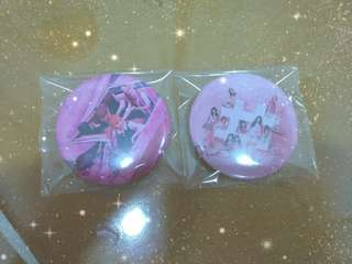 🚚 BLACKPINK&TWICE 胸章