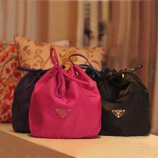 索繩袋-旅行便携大容量收納袋