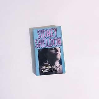 🦉 Sidney Sheldon Memories of Midnight