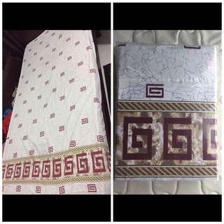 Queen Size Bed Cover Set #subangjayaswap