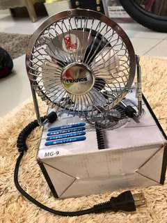 Flexible Magnet Fan