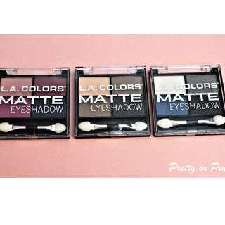 Assorted LA Colours Eyeshadow
