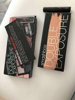 New Smashbox Double Exposure Palette with mini mascara