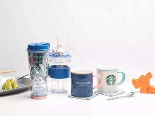 Starbucks National Day collection
