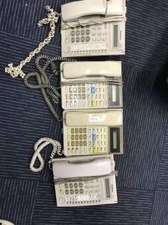 Telephone / home phone / office phone