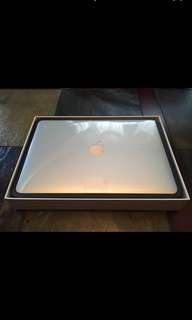 APPLE MacBook Air 13 i5-1.6 8G 128G 保固至2019六月底 約近全新