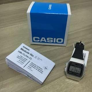 Casio WatchF91WM-7ADF
