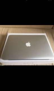 APPLE MacBook Air 13 i5-1.6 HD6000 近全新 電池僅91次 保護貼