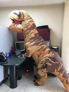 Dinosaur Costume Party