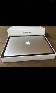 APPLE MacBook Pro 15 i7-2.2 近全新 保固至2020一月 FORCE TOUCH 電池5次