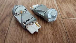 Philips Ultinon T20 Amber / Yellow signal bulb
